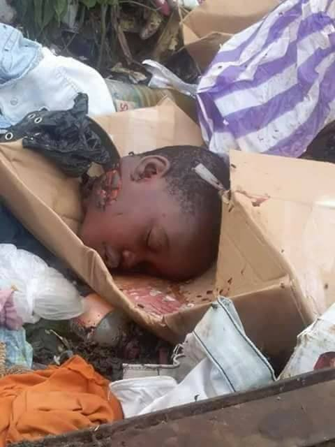 Graphic: Mother allegedly offered her daughter's severed head to a food seller in exchange for travel documents in Cameroon